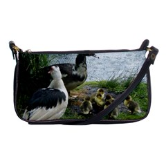 Muscovy Family Shoulder Clutch Bags by IIPhotographyAndDesigns