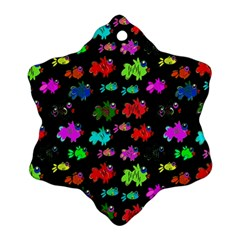 3 Ornament (snowflake)