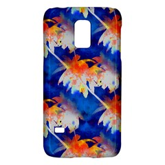 Palm Trees Tropical Beach Sunset Samsung Galaxy S5 Mini Hardshell Case