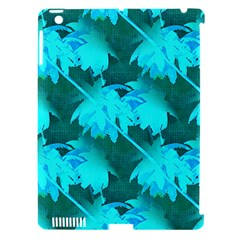Coconut Palm Trees Caribbean Sea Apple Ipad 3/4 Hardshell Case (compatible With Smart Cover) by CrypticFragmentsColors