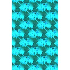 Coconut Palm Trees Blue Green Sea Small Print 5 5  X 8 5  Notebooks by CrypticFragmentsColors