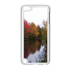 Autumn Pond Apple Ipod Touch 5 Case (white) by IIPhotographyAndDesigns