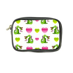 Dragons And Hearts Coin Purse