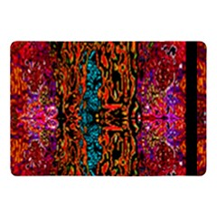 Retro Multi Colors Pattern Created By Flipstylez Designs Apple Ipad Pro 10 5   Flip Case