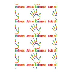Acts Of Kindness Shower Curtain 48  X 72  (small)