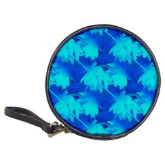 Coconut Palm Trees Ocean Blue Classic 20 Cd Wallet