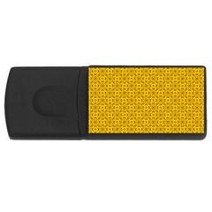 Toghu Rectangular Usb Flash Drive