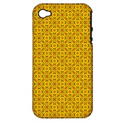 Toghu Apple Iphone 4/4s Hardshell Case (pc+silicone) by OneRolly
