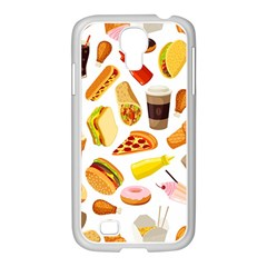 53356631 L Samsung Galaxy S4 I9500/ I9505 Case (white) by caloriefreedresses