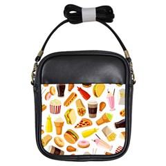 53356631 L Girls Sling Bags