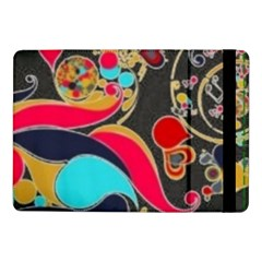 Retro Swirls In Black Samsung Galaxy Tab Pro 10 1  Flip Case