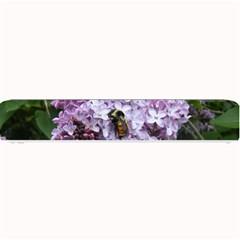 Lilac Bumble Bee Small Bar Mats