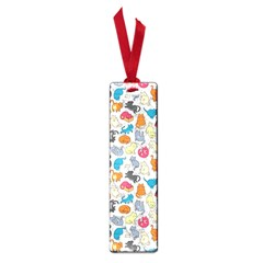 Funny Cute Colorful Cats Pattern Small Book Marks