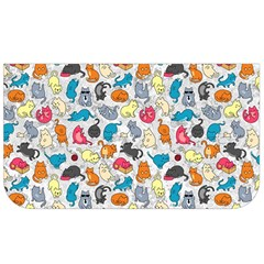 Funny Cute Colorful Cats Pattern Lunch Bag