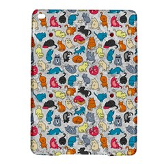 Funny Cute Colorful Cats Pattern Ipad Air 2 Hardshell Cases