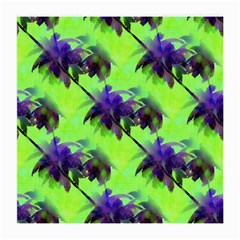 Palm Trees Lime In The Coconut Medium Glasses Cloth (2 Side)