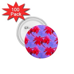 Palm Trees Neon Nights 1 75  Buttons (100 Pack)
