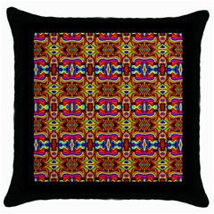 8 Throw Pillow Case (black)