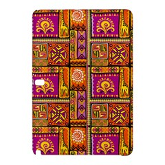 Traditional Africa Border Wallpaper Pattern Colored 3 Samsung Galaxy Tab Pro 12 2 Hardshell Case