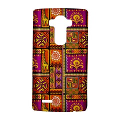 Traditional Africa Border Wallpaper Pattern Colored 3 Lg