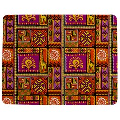 Traditional Africa Border Wallpaper Pattern Colored 3 Jigsaw Puzzle Photo Stand (rectangular)