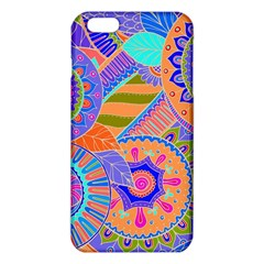 Pop Art Paisley Flowers Ornaments Multicolored 3 Iphone 6 Plus/6s Plus Tpu Case