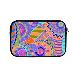 Pop Art Paisley Flowers Ornaments Multicolored 3 Apple Macbook Pro 13  Zipper Case