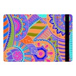 Pop Art Paisley Flowers Ornaments Multicolored 3 Apple iPad 9.7