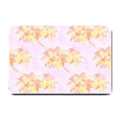 Palm Trees Tropical Summer Heat Small Doormat