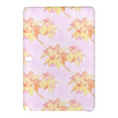 Palm Trees Tropical Summer Heat Samsung Galaxy Tab Pro 12 2 Hardshell Case by CrypticFragmentsColors