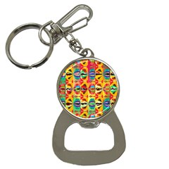 Colorful Shapes                                          Bottle Opener Key Chain