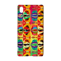 Colorful Shapes                                    Sony Xperia Z3+ Hardshell Case
