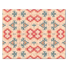 Tribal Shapes                                          Jigsaw Puzzle (rectangular)