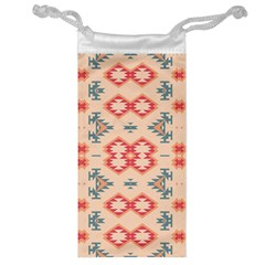 Tribal Shapes                                          Jewelry Bag