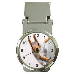Curious Squirrel Money Clip Watches
