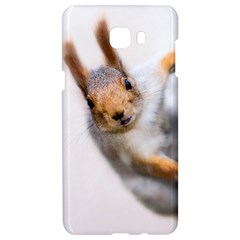 Curious Squirrel Samsung C9 Pro Hardshell Case