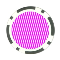 Series In Pink A Poker Chip Card Guard