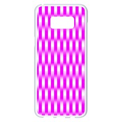 Series In Pink A Samsung Galaxy S8 Plus White Seamless Case