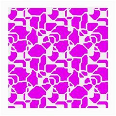 Series In Pink B Medium Glasses Cloth