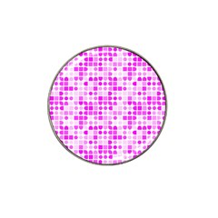 Series In Pink C Hat Clip Ball Marker