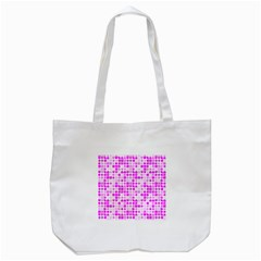 Series In Pink C Tote Bag (white) by MoreColorsinLife