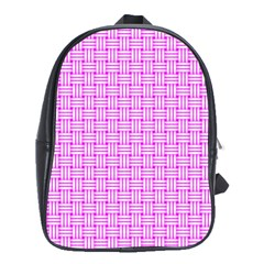 Series In Pink D School Bag (large)