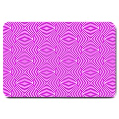 Series In Pink E Large Doormat