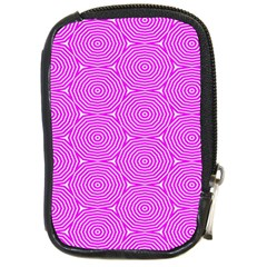 Series In Pink E Compact Camera Cases