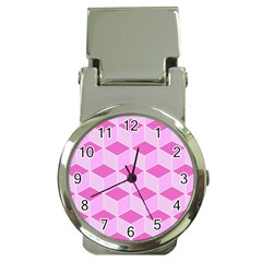 Series In Pink F Money Clip Watches