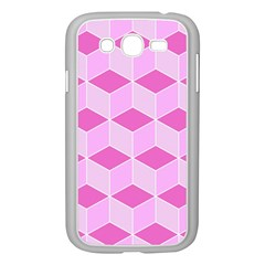 Series In Pink F Samsung Galaxy Grand Duos I9082 Case (white) by MoreColorsinLife
