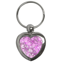 Series In Pink G Key Chains (heart)