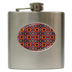F 5 Hip Flask (6 Oz)
