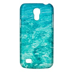 Ocean Blue Waves  Samsung Galaxy S4 Mini (gt I9190) Hardshell Case