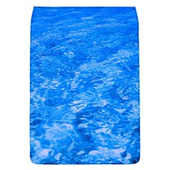 Ocean Blue Waves Abstract Cobalt Flap Covers (s)